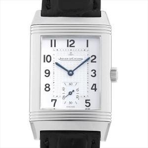 48回払いまで無金利 ジャガールクルト ビッグレベルソ Q2708410(270.8.62) 中古 メンズ 腕時計|ginzarasin