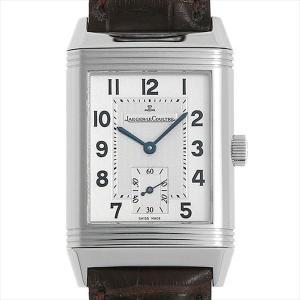 48回払いまで無金利 ジャガールクルト ビッグ レベルソ Q2708410(276.8.62) 中古 メンズ 腕時計|ginzarasin