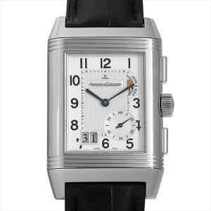 48回払いまで無金利 ジャガールクルト レベルソ グランドGMT Q3028420(240.8.18) 中古 メンズ 腕時計|ginzarasin