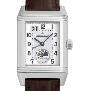 48回払いまで無金利 ジャガールクルト レベルソ グランド オートマティック Q3038420(240.8.72) 中古 メンズ 腕時計|ginzarasin