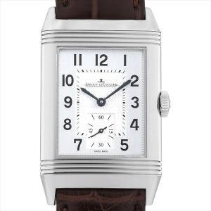 48回払いまで無金利 ジャガールクルト レベルソ クラシック ラージ Q3858522(214.8.62) 中古 メンズ 腕時計|ginzarasin
