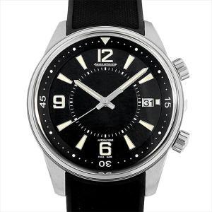 48回払いまで無金利 ジャガールクルト ポラリス・デイト Q9068670(842.8.37) 中古 メンズ 腕時計|ginzarasin