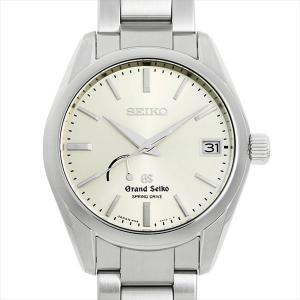 グランドセイコー スプリングドライブ マスターショップ限定 SBGA083 中古 メンズ 腕時計|ginzarasin