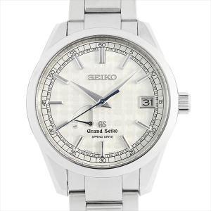 グランドセイコー スプリングドライブ 世界限定1500本 SBGA111 中古 メンズ 腕時計|ginzarasin