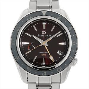 48回払いまで無金利 グランドセイコー スプリングドライブGMT SBGE245 中古 メンズ 腕時計 ginzarasin