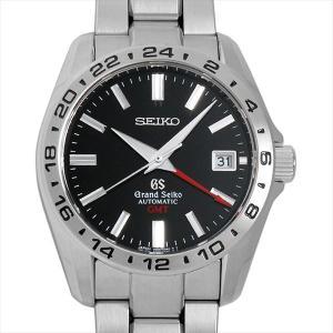 SALE グランドセイコー メカニカル GMT マスターショップ限定 SBGM001 中古 メンズ 腕時計|ginzarasin