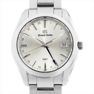 48回払いまで無金利 グランドセイコー ヘリテージコレクション GMT 9Fクォーツ SBGN011 中古 メンズ 腕時計 ginzarasin