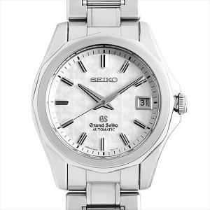 SALE グランドセイコー グランドセイコー メカニカル 40周年記念モデル 限定300本 SBGR009 中古 メンズ 腕時計|ginzarasin