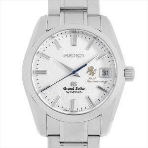 グランドセイコー メカニカル 50周年記念モデル SBGR065 中古 メンズ 腕時計|ginzarasin