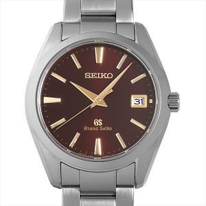 最大5万円オフクーポン配布 グランドセイコー クオーツ 500本限定 SBGV027 中古 メンズ 腕時計 48回払いまで無金利|ginzarasin