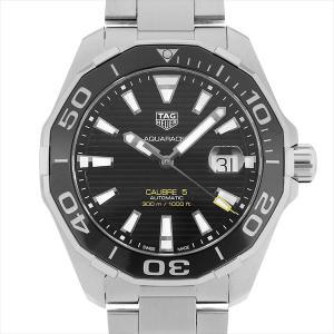 60回払いまで無金利 タグホイヤー アクアレーサー キャリバー5 WAY201A.BA0927 中古 メンズ 腕時計|ginzarasin