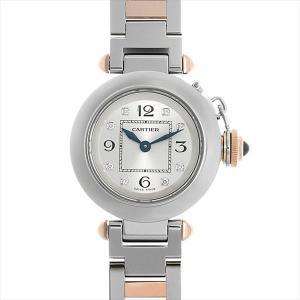 48回払いまで無金利 SALE カルティエ ミスパシャ WJ124020 中古 レディース 腕時計|ginzarasin