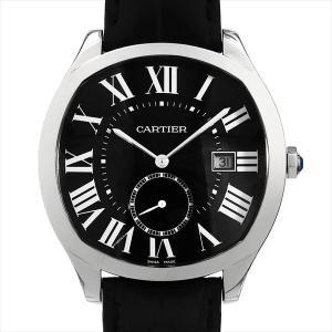 48回払いまで無金利 カルティエ ドライブ ドゥ カルティエ WSNM0006 中古 メンズ 腕時計|ginzarasin