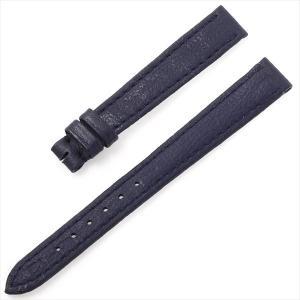 48回払いまで無金利 カミーユフォルネ 尾錠用革ベルト コノリーカーフ ネイビー 12mm-10mm 未使用 腕時計 ストラップ|ginzarasin