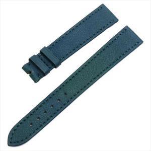 48回払いまで無金利 カミーユフォルネ 尾錠用革ベルト ロリカ(合成皮革) ネイビー 16mm-14mm 未使用 腕時計 ストラップ|ginzarasin