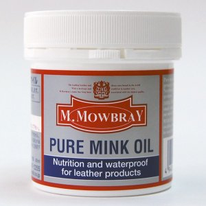 M.MOWBRAY ピュアミンクオイル(オイルドレザー用) モゥブレィ エム モウブレイ