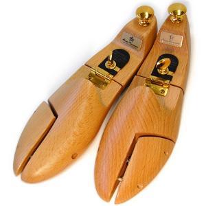 サルトレカミエ SR300EX シューツリー ブナ(木製 メンズ シューキーパー)|ginzatiger