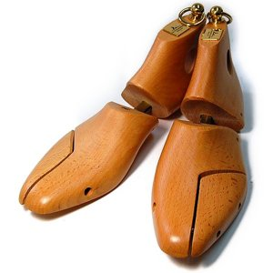 【送料無料】コルドヌリアングレーズ EM596 シューツリー(シューキーパー 木製 メンズ ブーツ専用)|ginzatiger