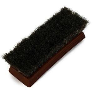 (LB) ピュア ホースヘアブラシ 馬毛ブラシ 靴磨き用 ginzatiger
