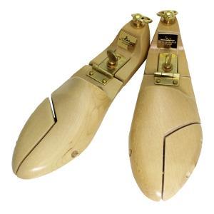 靴磨き後はシューキーパー コルドヌリ・アングレーズ EMFA85CH(ネジ式) シューツリー(木製 メンズ)|ginzatiger