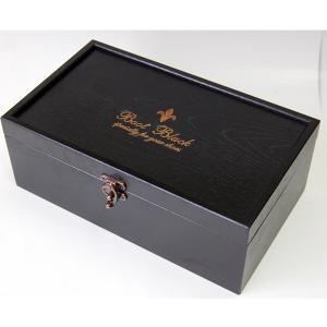 コロンブス ブートブラック ベルベットセット用木箱 (木箱のみの単品販売)  Columbus BootBlack シューケアボックス|ginzatiger