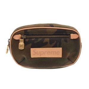 東京 南青山のポップアップショップでのみ販売されたSupreme×Louis Vuittonのバムバ...
