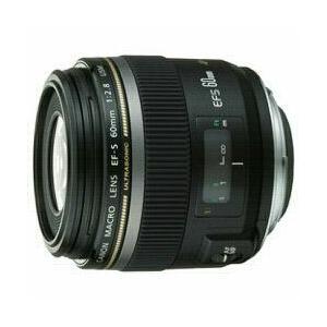 キヤノン 単焦点レンズ EF-S60mm F2.8 マクロ USM 焦点距離:60mm 対応マウント...