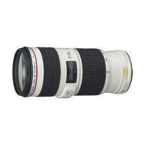 キヤノン 望遠ズームレンズ EF70-200mm F4L IS USM 焦点距離:70〜200mm ...