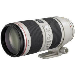 キヤノン 望遠ズームレンズ EF70-200mm F2.8L IS II USM 焦点距離:70〜2...