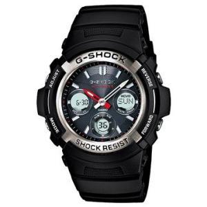 AWG-M100-1AJF カシオ 腕時計 【G-SHOCK】 電波ソーラー MULTIBAND6 BASIC|gion