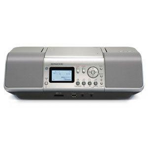 ケンウッド CLX-30-S iPod/iPhone対応 CD/SD/USBパーソナルオーディオシステム シルバー