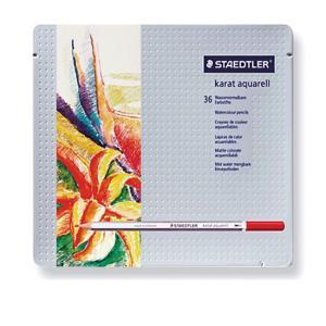 CR-53558 ステッドラー カラトアクェレル125水彩色鉛筆