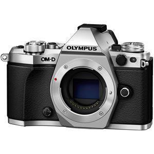 OLYMPUS ミラーレス一眼レフカメラ OM-D E-M5 Mark II ボディ [シルバー]