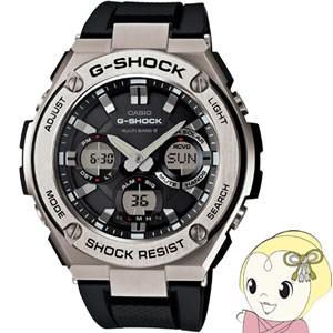 カシオ 腕時計 G-SHOCK G-STEEL(Gスチール) GST-W110-1AJF|gion