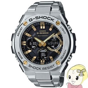 【あすつく】【在庫僅少】カシオ 電波ソーラー 腕時計 G-SHOCK G-STEEL GST-W110D-1A9JF gion