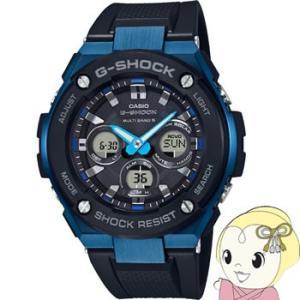 【あすつく】【在庫僅少】カシオ 腕時計 G-SHOCK G-STEEL ミドルサイズ GST-W300G-1A2JF|gion