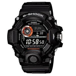 カシオ 腕時計 G-SHOCK RANGEMAN ソーラー電波時計 [GW9400BJ1JF] gion