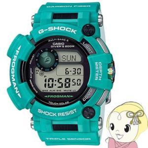 【在庫限り】カシオ 腕時計 G-SHOCK FROGMAN Master in MARINE BLUE GWF-D1000MB-3JF gion