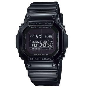 カシオ 腕時計 G-SHOCK Grossy Black Series GW-M5610BB-1JF|gion