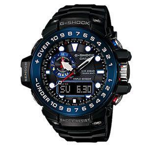 【あすつく】【在庫僅少】カシオ 腕時計 G-SHOCK GULFMASTER GWN-1000B-1BJF 【定番】 gion