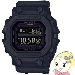 【あすつく】【在庫あり】カシオ 腕時計 G-SHOCK マットブラック GXW-56BB-1JF|gion