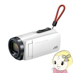 GZ-F270-W JVC ビデオカメラ