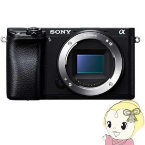 ソニー デジタル一眼カメラ α6300 ILCE-6300 ボディ
