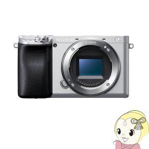 [予約]ソニー デジタル一眼カメラ α6400 ILCE-6400 ボディ [シルバー]