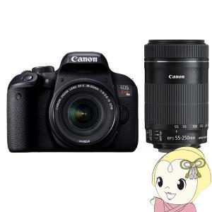キヤノン デジタル一眼レフカメラ EOS Kiss X9i ダブルズームキット