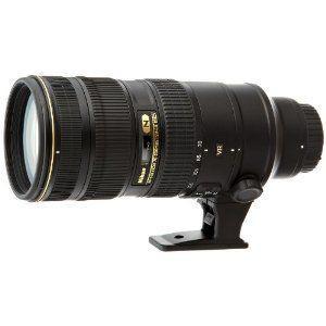 ニコン 大口径望遠ズームレンズ ニコンFマウント系 AF-S NIKKOR 70-200mm f/2.8G ED VR II