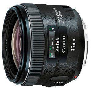 キャノン 交換用広角単焦点レンズ キヤノンEFマウント系 EF35mm F2 IS USM