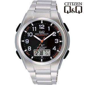 シチズン 腕時計 Q&Q 世界5局対応 コンビ...の関連商品6