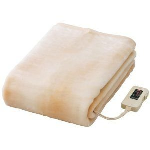 NA-08SL-BE スギボウ 椙山紡織 電気敷毛布ロング (180×85cm) ぎおん