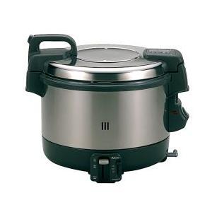 PR-4200S-LP パロマ 業務用電子ジャー付ガス炊飯器 2.2升の商品画像